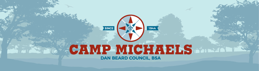 Camp Michaels web header wide