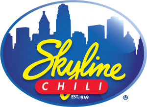 Skyline Chili Logo Scouting for Food Sponsor