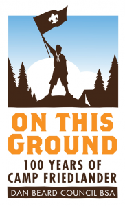 on this ground logo